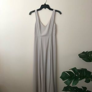 "Show Me Your Mumu ""Jenn"" Maxi Bridesmaid Dress"